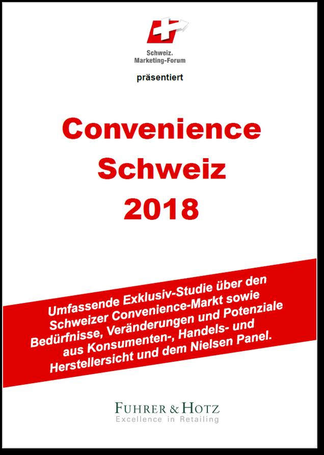 Convenience Schweiz 2018