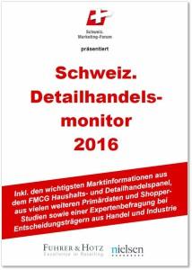Schweiz. Detailhandelsmonitor Bild